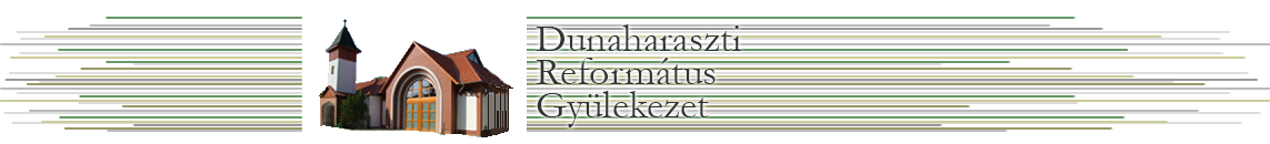 Dunaharaszti Református Gyülekezet